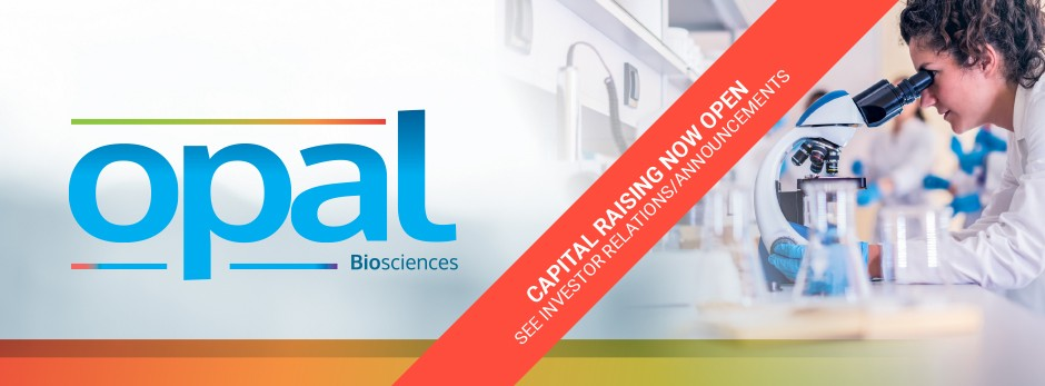 BioDiem_Opal_Capital_Raise 940x347_2020 copy